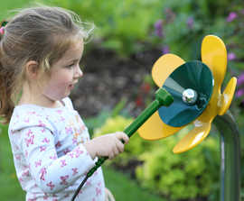 Harmony Flowers - outdoor musical flowers
