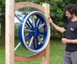 Musical Tone wheel