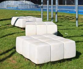 Soft Seat bench