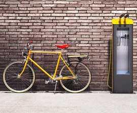 Service Bike repair station