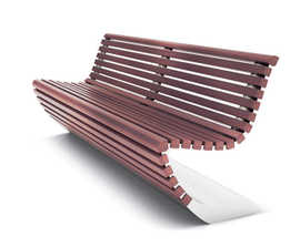 Bench By LAB23