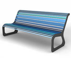 Moko Bench by LAB23