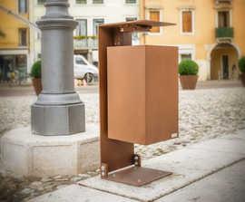 Pure litter bin by LAB23