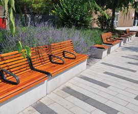Port Park Bench