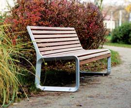 Portiqoa Park Bench