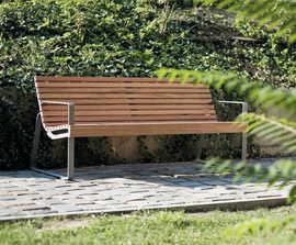 Preva Urbana Park Bench