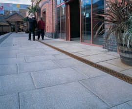 Charcon EcoPave® Textured flag paving