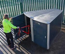 Modus™ cycle lockers