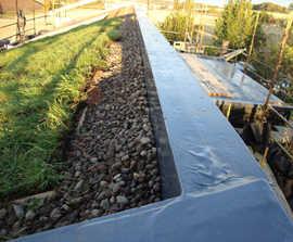 Grassroof GFR/1 green roof system - standard unit