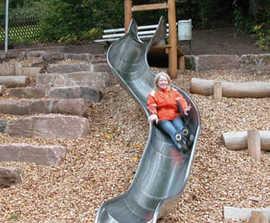 Bespoke Curved Slides