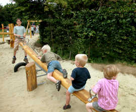 Four-Seater Seesaw 904721400R