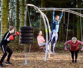 Functional Training - Outdoor Gym Equipment