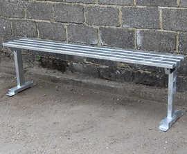 Hadham steel bench