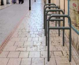 Reinforced Sheffield cycle stand