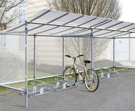 Economy cycle shelter