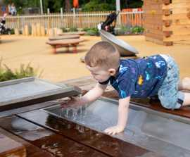 Playground refurbishment at Meadowhall Shopping Centre