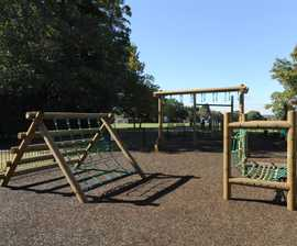 State-of-the-art playground for new Essex Junior School