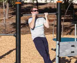 Street Workout outdoor fitness equipment