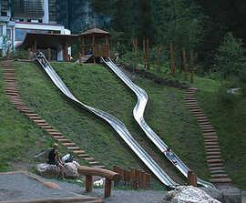 Double Embankment Slide 9022570200